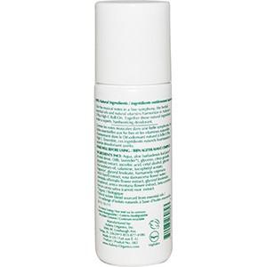Aubrey Organics, Витамины E и C, Натуральный роликовый дезодорант с гамамелисом