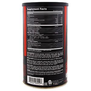 Universal Nutrition, ЭнималФлекс, полноценный стек для поддержания суставов, 44 пакета с экстрактом босвеллии