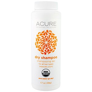 Acure Organics, Органический сухой шампунь