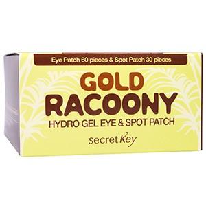 Secret Key, Золотой енот, Гидро гель для кожи вокруг глаз и пятен на коже
