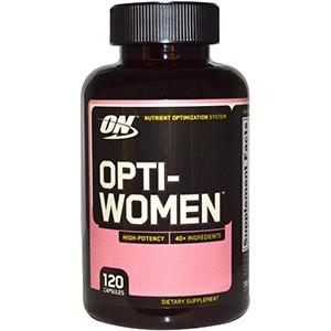 Optimum Nutrition, Opti-Women, Система оптимизации питательных веществOptimum Nutrition, Opti-Women, Система оптимизации питательных веществ
