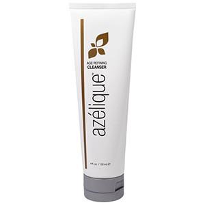 Azelique, Антивозрастное средство для очищения кожи, с азелаиновой кислотой, без мыла, растительные ингредиенты, без парабенов, без сульфатов