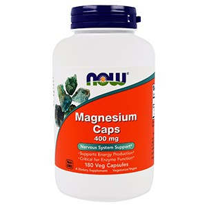 Now Foods, Magnesium Caps