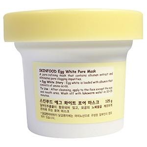 Skin Food, Маска для пор на основе яичного белка