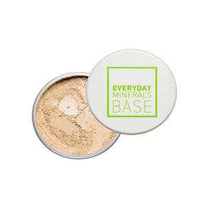 Everyday Minerals, Основа под макияж с маслом жожоба, Golden Light 2W
