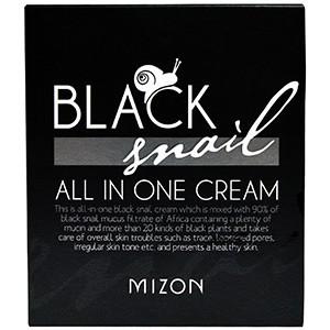 Mizon, Черная улитка, крем