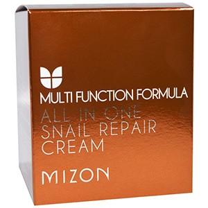 Mizon, Регенерирующий крем с улитками