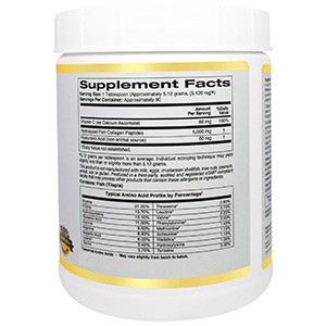 California Gold Nutrition, CollagenUP™ 5000