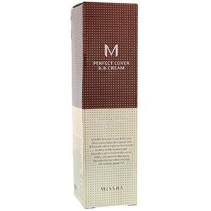 Missha, Крем M Perfect Cover BB, No. 23 Бежевый натуральный