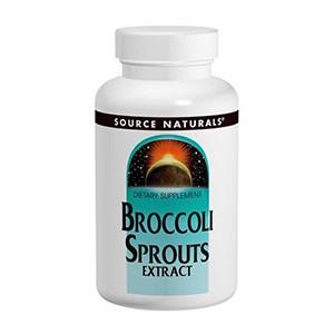 Source Naturals, Экстракт брокколи