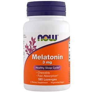 Now Foods, Мелатонин