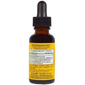 Herb Pharm, Herbal Respiratory Relief (травяное средство для дыхательной системы)