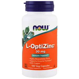Now Foods, L-OptiZinc