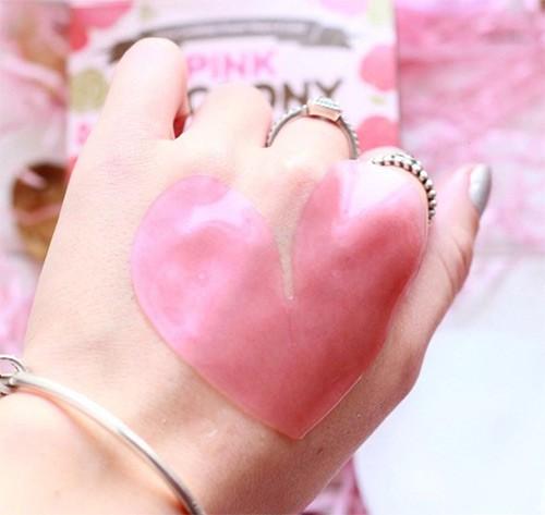розовые патчи