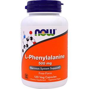 Now Foods, L-фенилаланин