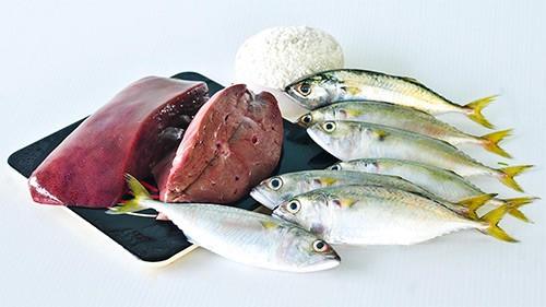 селен в рыбе