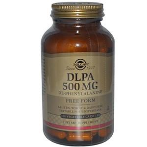 Solgar, DLPA, свободная форма