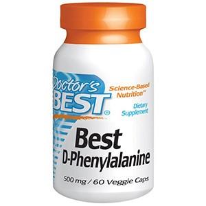 Doctor's Best, Best, D-фенилаланин