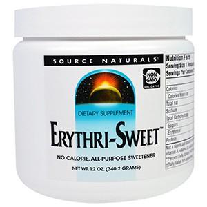 Source Naturals, Эритрит сладкий
