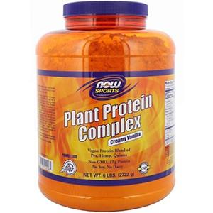 Now Foods, Комплекс с растительным протеином, Шоколадный мокко