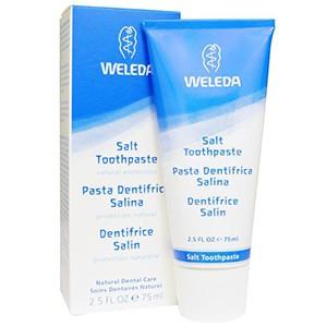 Weleda, Солевая зубная паста
