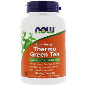 Now Foods, Зеленый термо чай