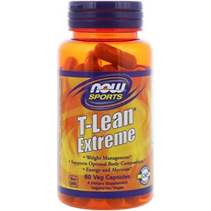 Now Foods, Sports, T-Lean Extreme