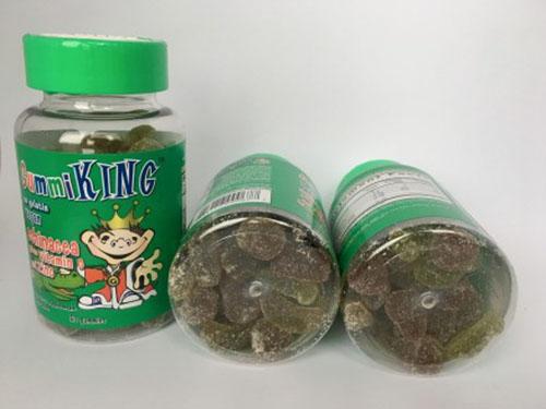 упаковка для gummi king