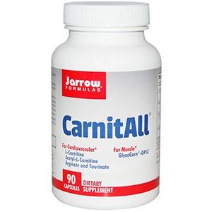 Jarrow Formulas, CarnitAll