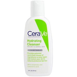 CeraVe, Увлажняющее моющее средство, для сухой и нормальной кожи