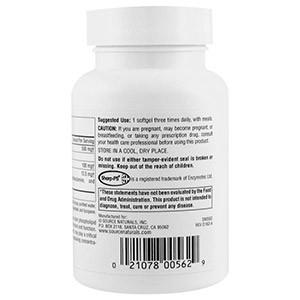 Source Naturals, Стабилизированный комплекс фосфатидилсерина
