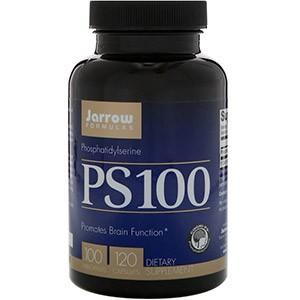 Jarrow Formulas, PS 100, Фосфатидилсерин