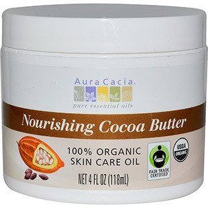 Aura Cacia, Питающее какао масло