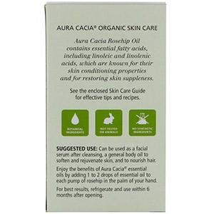 Aura Cacia, Органическое масло шиповника