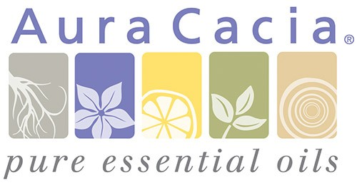 логотип Aura Cacia