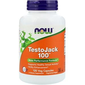 Now Foods, TestoJack 100 мг
