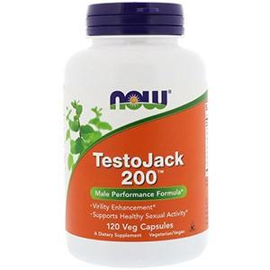 Now Foods, TestoJack 200