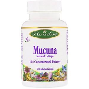 Paradise Herbs, Mucuna