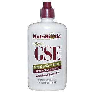 Жидкий концентрат GSE, с экстрактом семян грейпфрута