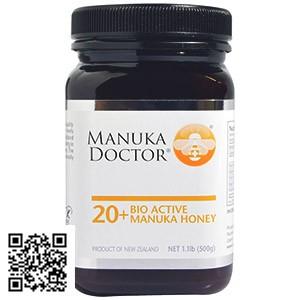 20+ Биоактивный мед Manuka