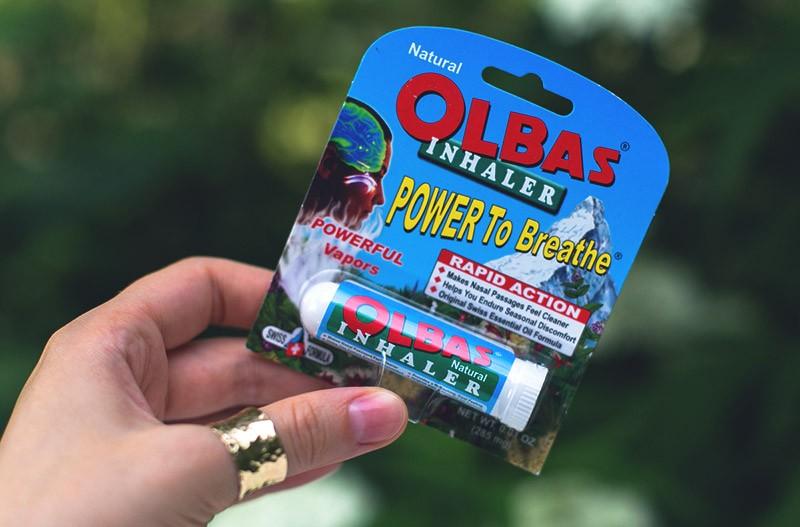 продукция Olbas