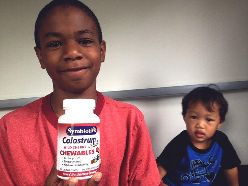 Colostrum Plus для детей